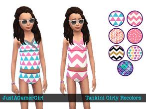 8c3a083463 Sims 4 Female Child Swimwear -  swimsuit