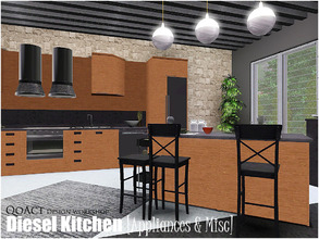 Beautiful Diesel Kitchen [Appliances U0026 Misc]