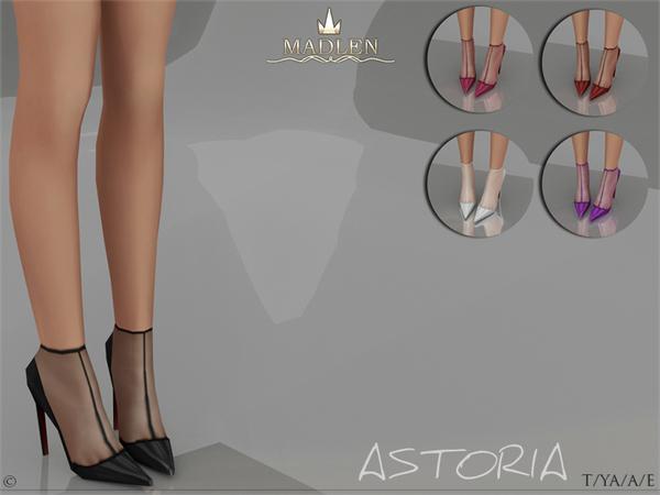 Madlen Astoria Shoes