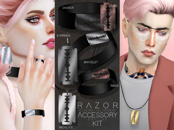 Razor Accessory Kit