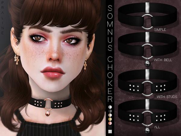 Somnus / Choker Set