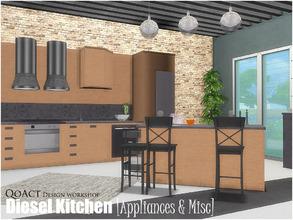 Diesel Kitchen [Appliances U0026 Misc]