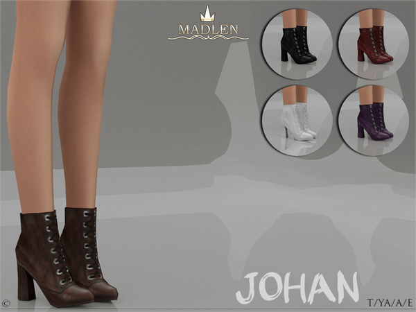 Madlen Johan Shoes
