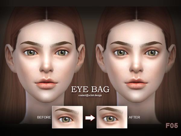 S Club LL  Eyebag F05