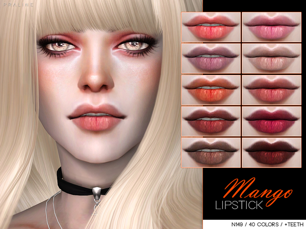 Mango Lips N149