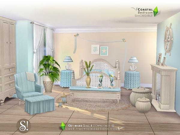 Simcredible S Coastal Bedroom