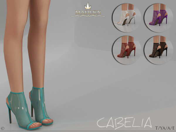 Madlen Cabelia Shoes