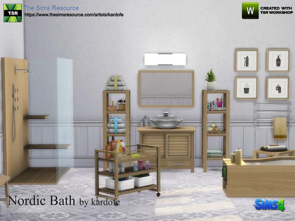 kardofe Nordic Bath