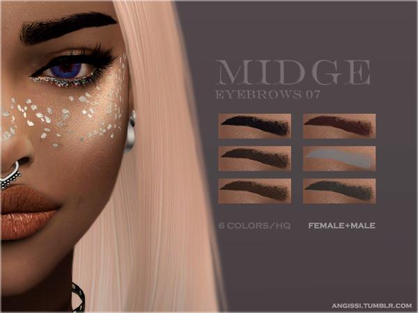 Eyebrows07  Midge
