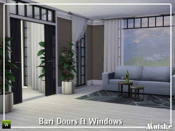Bari Doors and Windows Part 2