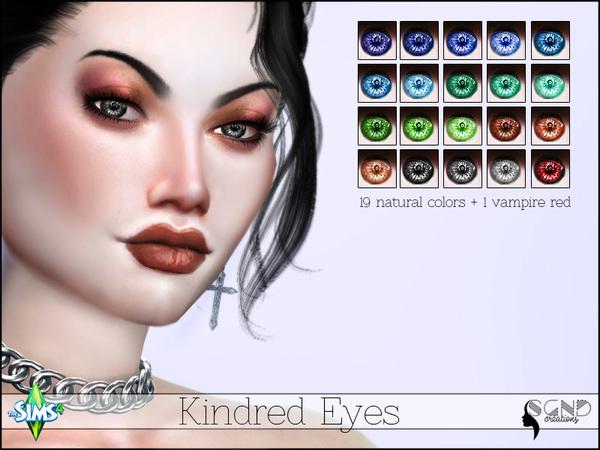 Kindred Eyes