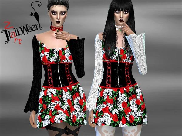 Halloween Goth 01