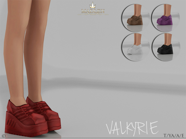 Madlen Valkyrie Shoes