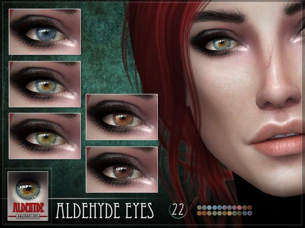 Aldehyde Eyes