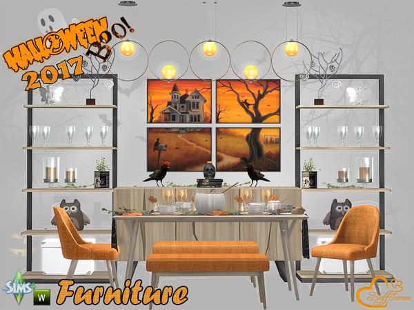 Halloween 2017   Furniture
