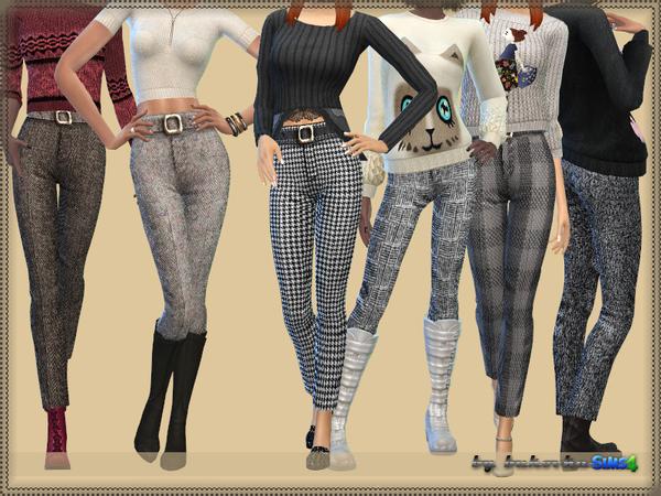 Pants Tweed