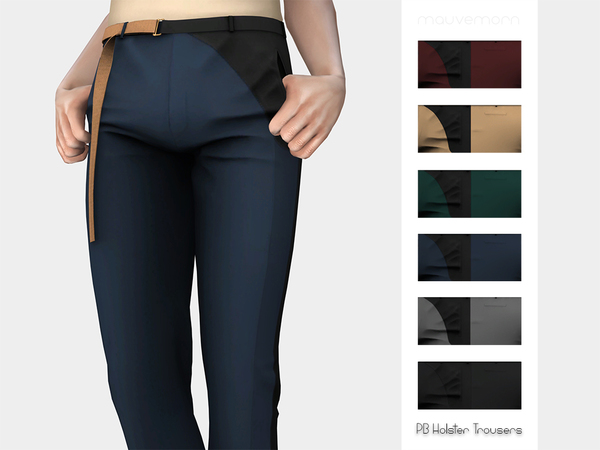 PB Holster Trousers