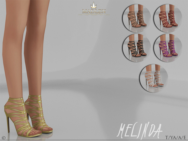Madlen Melinda Shoes