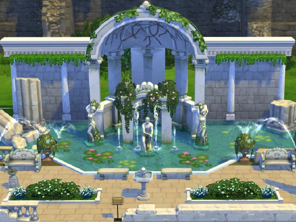 Flubs S The Roman Fountain No Cc