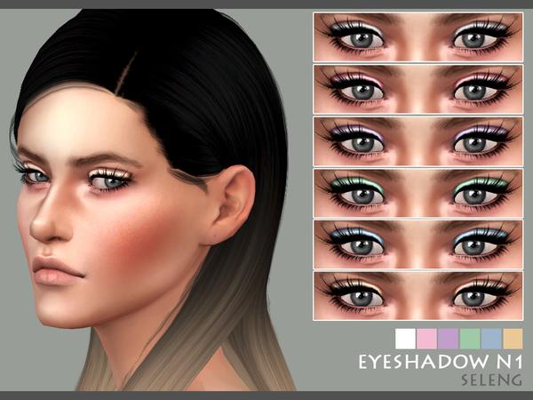Eyeshadow N1 N2