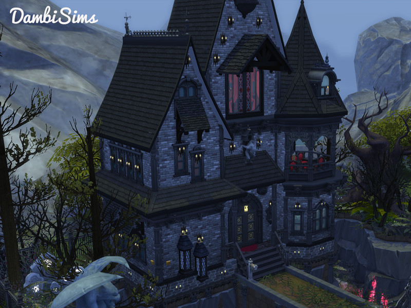 Dambisims Vampire Mansion