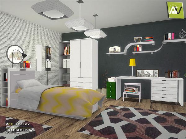 Tral Bedroom
