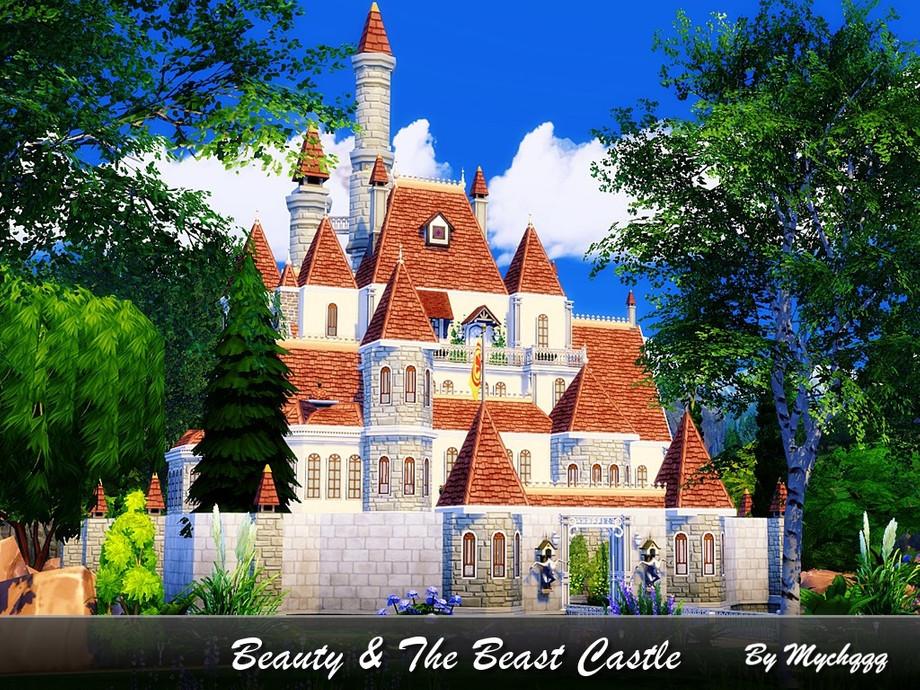 Mychqqq S Beauty The Beast Castle