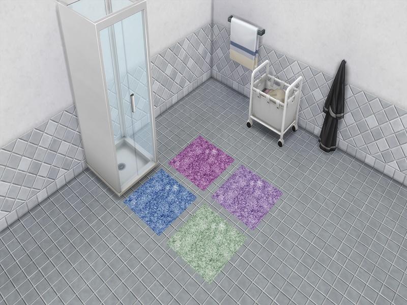 Quteapie3 S Small Bathroom Rugs Set 1 3