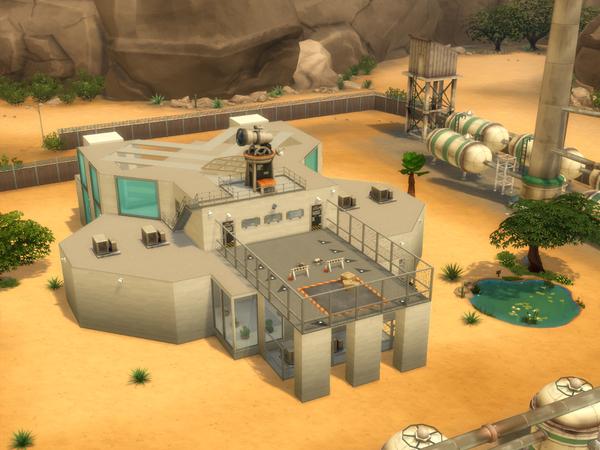 Milkyx S Maxsimus Science Facility