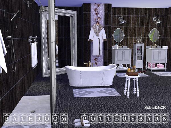 Bathroom Potterybarn