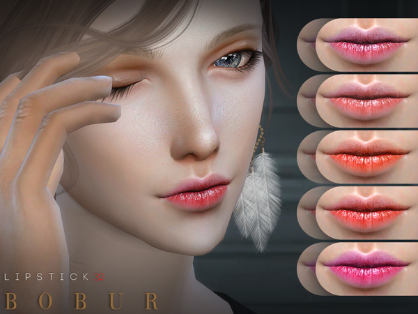 Bobur Lipstick 32