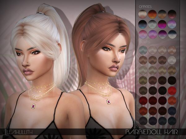 LeahLillith Barbiegirl Hair