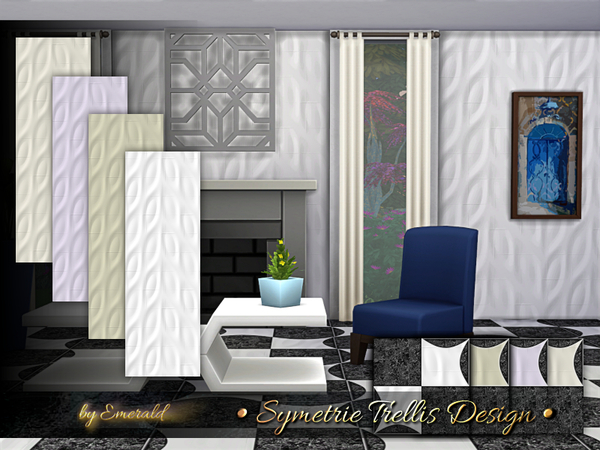 Symetrie Trellis Design
