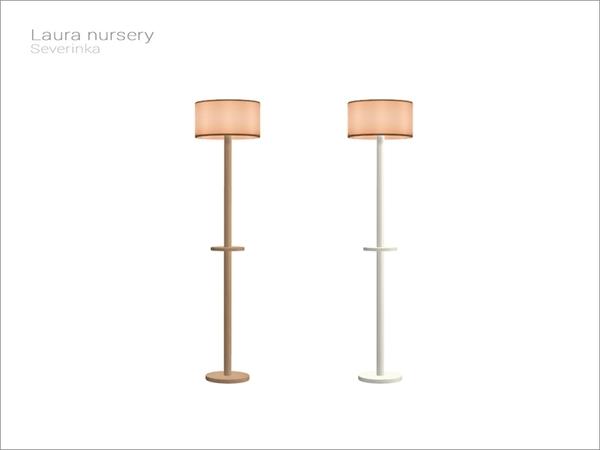 severinka 39 s laura nursery floor lamp. Black Bedroom Furniture Sets. Home Design Ideas