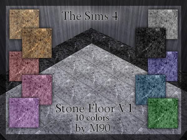 M90 Stone Floor v1
