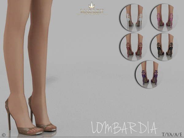 Madlen Lombardia Shoes