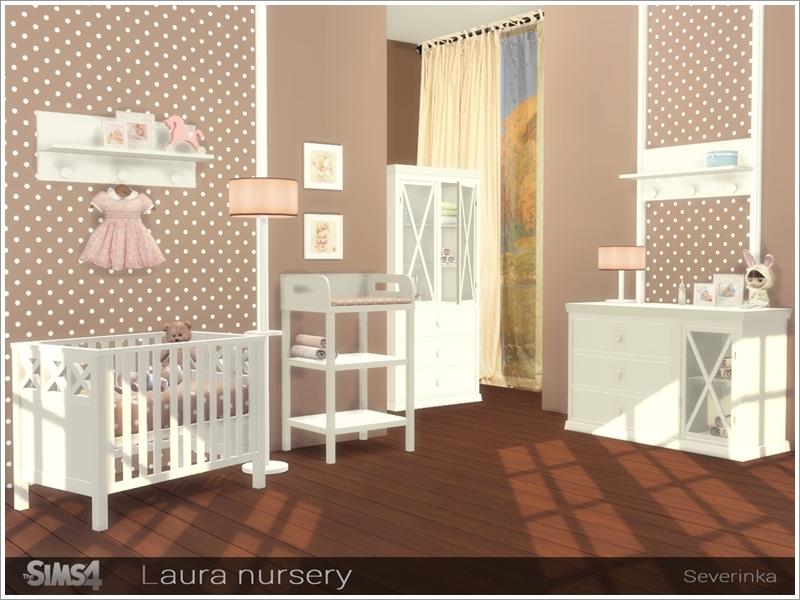 Severinka S Laura Nursery Needs Mod For Crib To Work