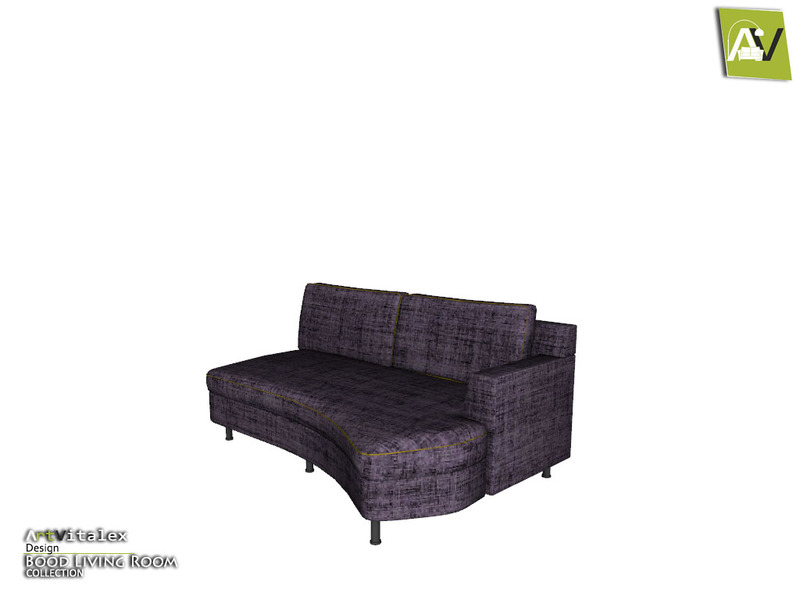 Downloads Sims 3 Object Styles Furnishing Comfort Sofas