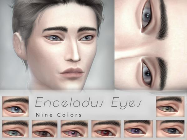 Enceladus Eyes Sims 4