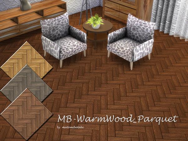 MB WarmWood Parquet