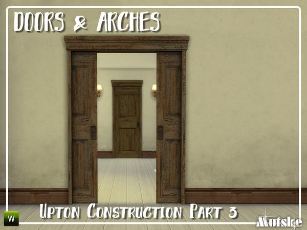 Upton Constructionset part 3