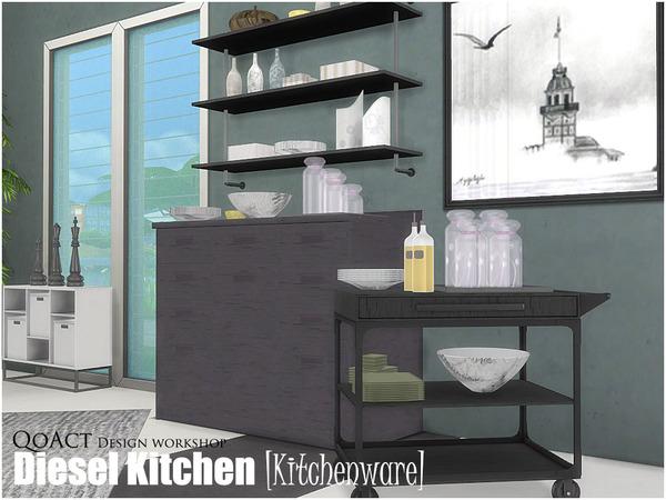 Diesel Kitchen [Kitchenware]