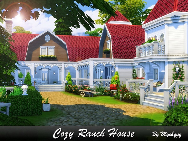 Cozy Ranch House