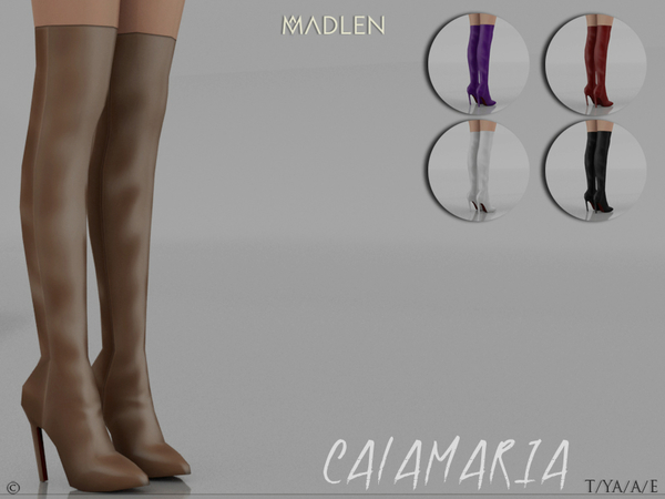 Madlen Calamaria Boots