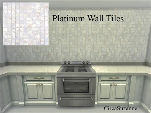 Platinum Wall Tiles