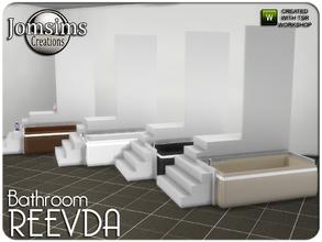 Reevda Bathtub