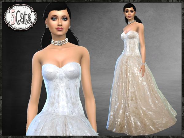 NK El Dorado Bridal Gown