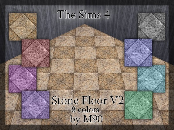 M90 Stone Floor v2