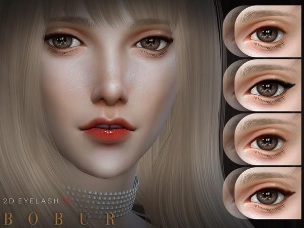 Bobur 2D Eyelash 03