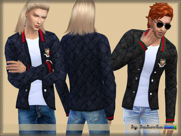 Jacket Guc